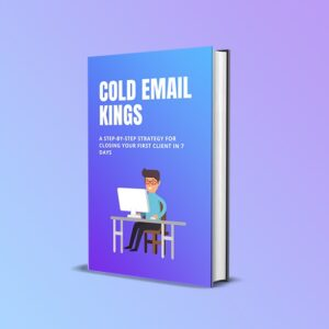 [GET] Aaron - Cold Email Kings 2020