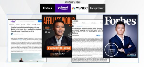 Ecom Millionaire Mastery By Kevin Zhang
