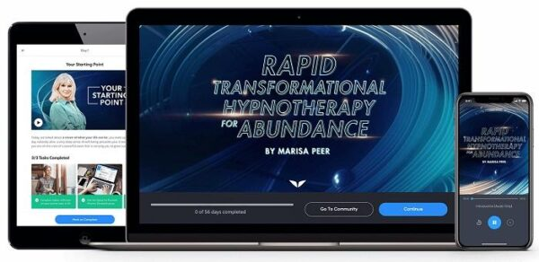 [GET] MindValley - Rapid Transformational Therapy