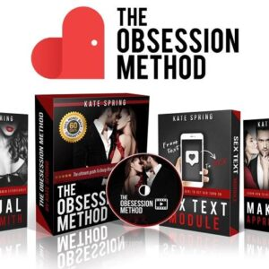 Kate Spring – The Obsession Method