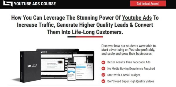 Shash Singh - Linx YouTube Ads Course